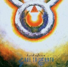 DAVID SYLVIAN GONE TO EARTH CD NEW