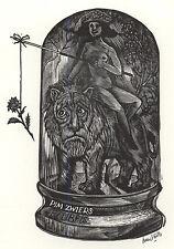 Ex Libris Lou Strik : Opus 115, Pim Zwiers