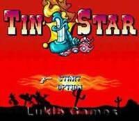 Tin Star - SNES Super Nintendo Game