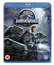 Jurassic World Blu-Ray (2015) Chris Pratt, Trevorrow (DIR) cert 12 ***NEW***