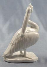 pelican bird porcelain rosenthal heidenreich figurine porcelainfigurine 1975