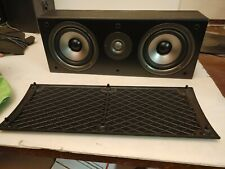 Polk Audio CS1 Center Channel Speaker - Sounds Great - Original Owner