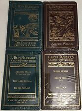 Fiction Series L. Ron Hubbard Limited Leather Books Corpse Arctic Short 1 Hell 1