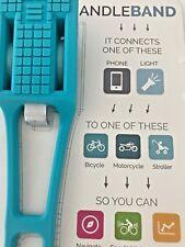 New HandleBand Universal Smart Phone Cycling Attachment Stem / Handlebar Mount