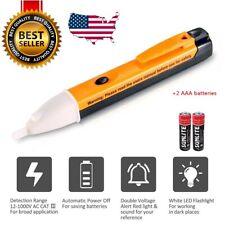 LED AC Electric Voltage Power Detector Sensor Tester Non-Contact Pen 90-1000V