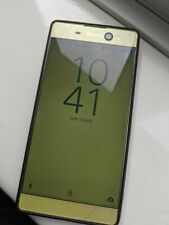 Sony Xperia XA Ultra Unlocked Lime Gold F3211 Android 7 16Gb Mobile Smart Phone