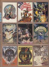 Michael Wm. Kaluta Series 1 90-Card Complete Set ● 1994 NM