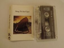 Sting......The Soul Cages......cassette.