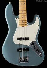 Fender American Professional Jazz Bass Sonic Grey Maple (032)
