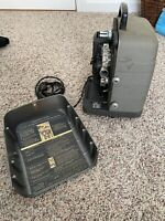 Vintage Bell & Howell 245A 8mm Projector Great Condition 245 a Reel
