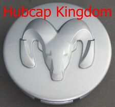 "NEW 2005-2010 DODGE  CHALLENGER CHARGER MAGNUM STRATUS Center Cap 2 1/8"" SILVER"