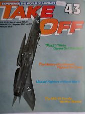 take off 43 fox 2, the history of lufthansa, usaaf fighters of world war 2 etc