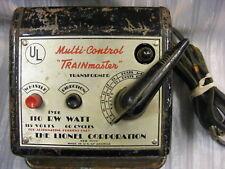 Vintage Lionel Type RW 110 Watt Transformer