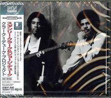 STANLEY CLARKE / GEORGE DUKE-THE CLARKE / DUKE PROJECT-JAPAN BLU-SPEC CD2 D73