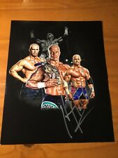 Bob Holly Hardcore Autograph 8 X 10 Photo Wrestling WWF WWE