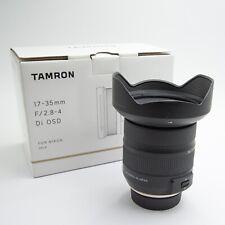 Tamron 17-35mm f/2.8-4 DI OSD Wide Angle Camera Lens - Nikon
