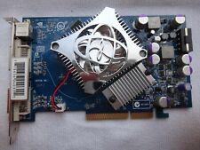 XFX nVidia GeForce 6600GT 128MB 128Bit GDDR3 AGP 8x 2DVI/TV Graphics Card BOXED