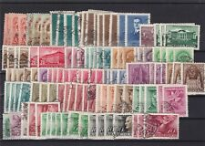 hungary 1938-39 used stamps ref 10358
