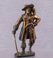 Captain Barbossa. Na-4 Modell 54mm Sammlerfigur Kupferfigur Skulptur 1/32