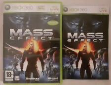 MASS EFFECT JEU XBOX 360 COMPLET