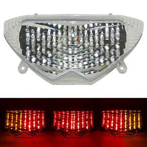 Clair LED Intégrés feu arrière clignotant pour SUZUKI Bandit GSF 650 1250 GSX F