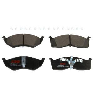 Disc Brake Pad Set-Premium Front TRW TPM0642A