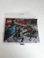 Lego 30281 Micro Manager Battle The Lego Movie New Polybag Minifigure Wyldstyle