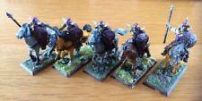 Warhammer edad de Sigmar Metal Miniatures CABALLEROS DEL CAOS PRO PAINTED LOTE DE 5