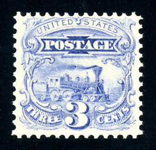 Scott #114, 3c 1869 Pictorial, NEVER HINGED, fresh & sound, 2007 PSE certificate