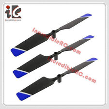 3X TAIL BLADE DH9104-19  FOR DOUBLE HOURSE DH9104 3.5CH RC HELICOPTER PARTS