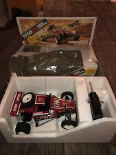 Taiyo Tyco Turbo Hopper Red Twin Turbo R/C 1986 Vintage Works! Read Description!