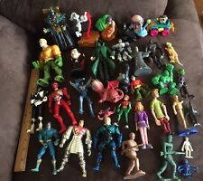 Huge Lot Junk Drawer Boys Disney Action Figures With Free Shipping