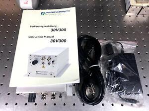 Piezosystem JENA 30V300CLE High Power Piezoelectric Actuator Driver 130V 300mA