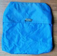 Seat Sack Original Grade School Chair Back Pocket Storage Name Tag Holder Navy