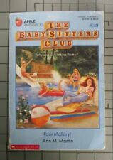 Baby-Sitters Club  39  Poor Mallory