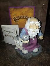 """KRYSTONIA  #4017 """"A Curious Puzzle""""  NIB color variation limited"""