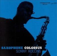 SONNY ROLLINS - SAXOPHONE COLOSSUS (2 LP) NEW VINYL RECORD
