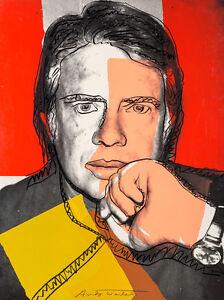 Jimmy Carter I 1976 100cm x 75cm High Quality Canvas Art Print