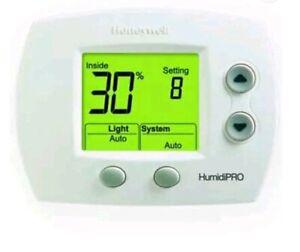 1- NEW honeywell humidpro  humidistat/dehumidistat + free shipping