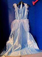 Disguise~Blue CINDERELLA Halloween Costume~Girls Size 4-6