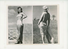 MARILYN MONROE DEATH PHOTO Original Movie Still 7x9 Bathing Suit 1962 21540