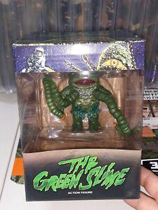 Monstarz the green slime vintage  sci fi horror good box