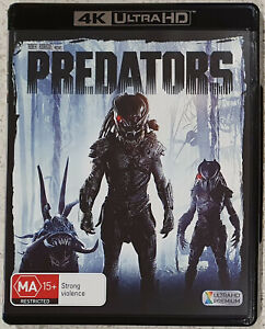 Predators - 4K Ultra HD UHD