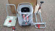 PORSCHE DESIGN OEM FACTORY GENUINE BABY LATCH SEAT