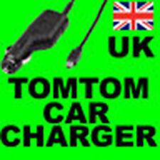 CAR CHARGER FOR TOMTOM ONE V3 V4 XL 520 720 730 920 930