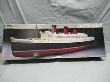 1982 Revell Queen Mary by Revell 20 3/4 inches long Kit #5204