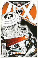 Avengers Vs X-Men #1 2 3 4 5 6 7 8 9 10 11 12 X-Men Team Variant NM Set