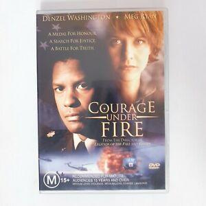 Courage Under Fire Movie DVD Region 4 Free Postage - Action War