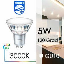 Ampoule Philips CorePro LED Gu10 5w 3000k Blanc Chaud 120°