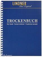 Lindner  Trockenheft / Trockenbuch  Din A4  -  Qualität zum günstigen Preis